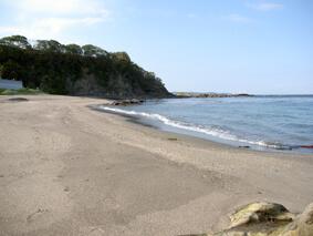 大浦海水浴場,ビーチ,海水浴,プライベート
