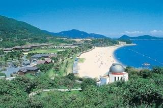 県民の浜蒲刈(かまがり),広島,海水浴場,おすすめ