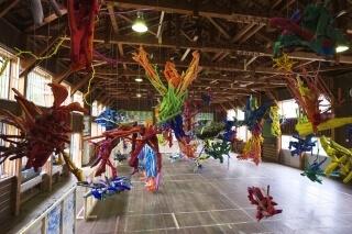 絵本と木の実の美術館,子ども,新潟,美術館