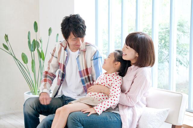 笑う家族,子ども,バイリンガル,英語