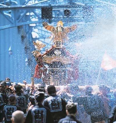 深川八幡,富岡,深川,祭り