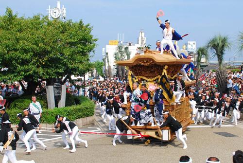 宮本町だんじり,岸和田,だんじり,祭