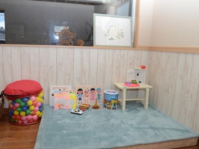 ヘアーサロン ウォーム,鳥取県,子連れ,美容室