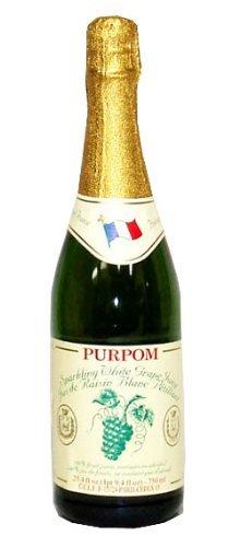 ピュアポム スパークリングジュース ホワイトグレープ 750ml,ノンアルコール,飲料,おすすめ