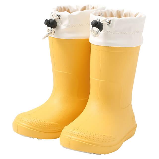 無印良品 人気 キッズ レインブーツ 長靴 サイズ14〜15cm