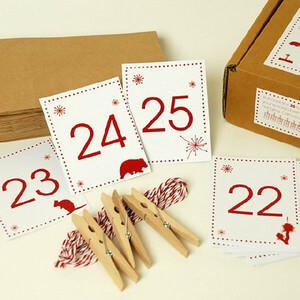 Mokoh Design アドベントカレンダー,クリスマス,アドベントカレンダー,お菓子