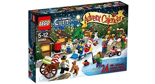 レゴ シティ アドベントカレンダー 60063,クリスマス,アドベントカレンダー,お菓子