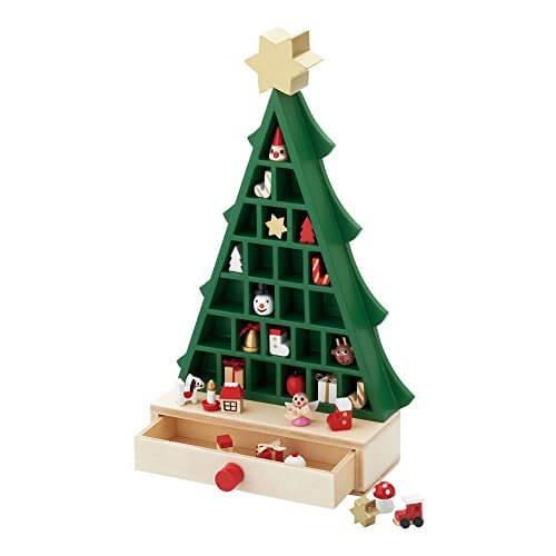 マークス ハウスツリー,クリスマス,アドベントカレンダー,お菓子