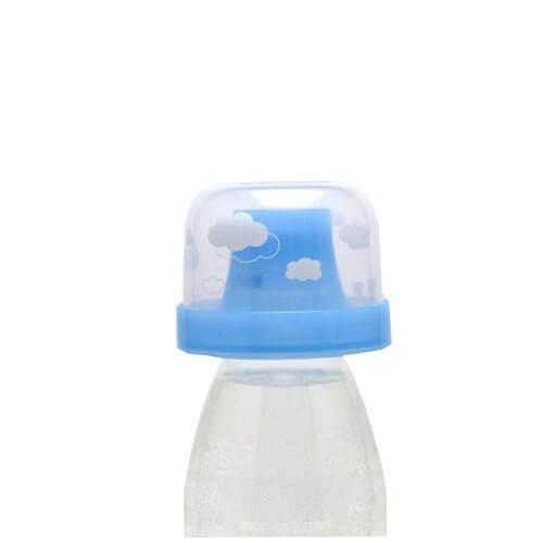 キャップラス クモ ナカブルー,ペットボトル,キャップコップ,
