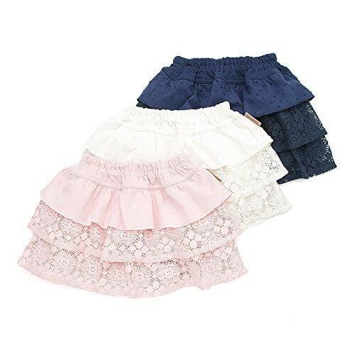 Biquette(ビケット) キュロット (80~130cm) キムラタンの子供服 (32305x32505-161b) ネイビーブルー 80,ベビー,パンツ,