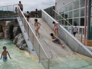 小牧市温水プール 冒険プール,小牧市,温水プール,