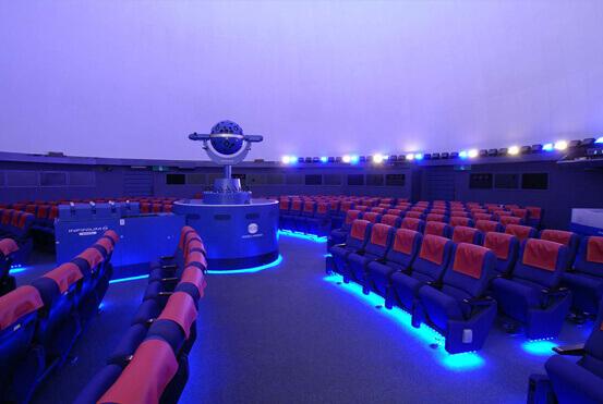 プラネタリウムの劇場,プラネタリウム,サンシャイン,