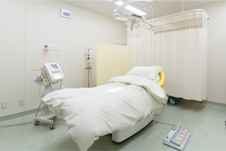 分娩室,芸能人,出産,病院