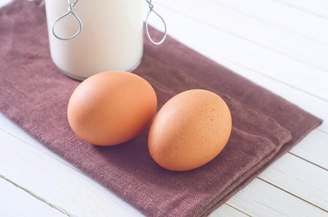 卵と牛乳,妊娠初期,気をつけること,