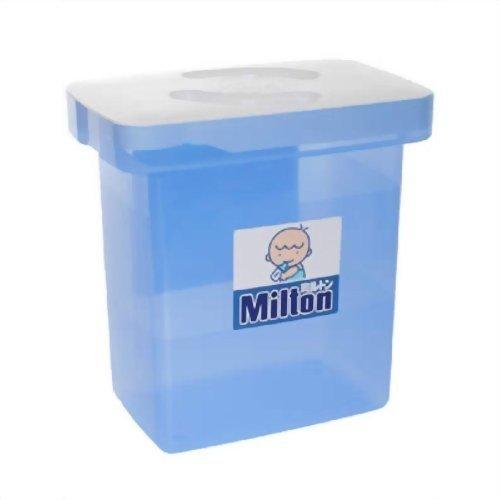 ミルトン 専用容器,哺乳瓶,除菌,方法