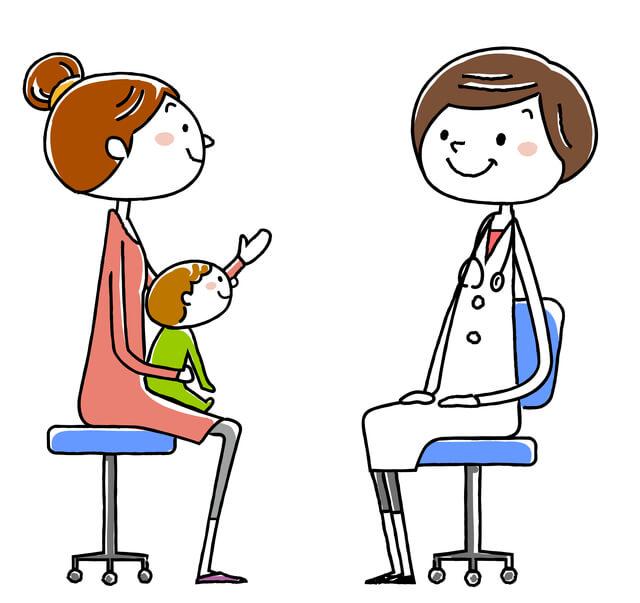 乳児健診,生後1ヶ月,体重,