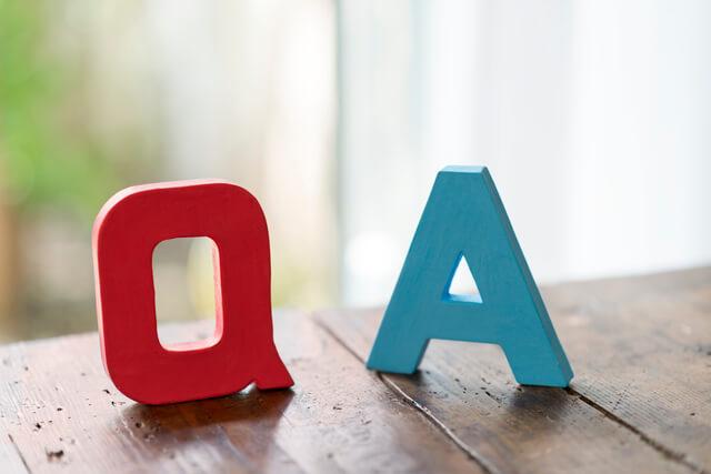 アルファベット文字のQとA,愛知,科学館,電気