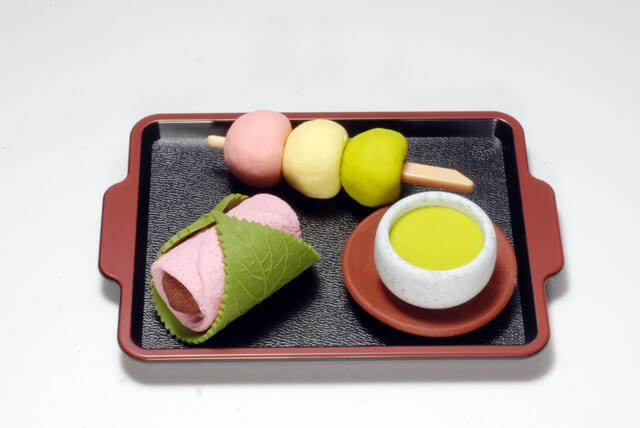 和菓子のおもしろ消しゴム,イワコー,工場見学,