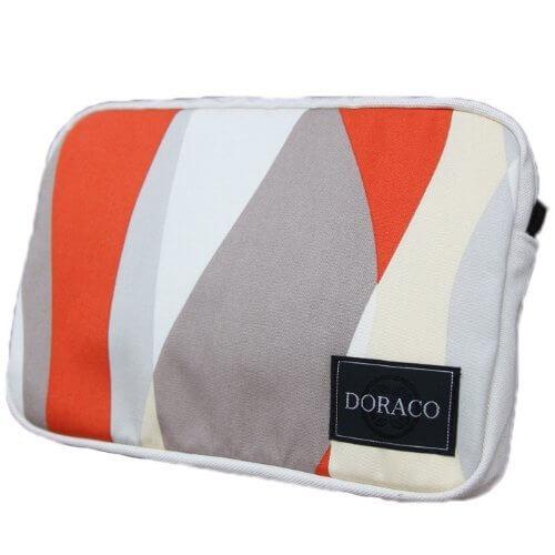 DORACOおむつポーチ オムツポーチにもOKな大きさのクラッチバッグ!(ジオメトリック),おむつ,ポーチ,人気