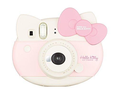 FUJIFILM インスタントカメラ チェキ instax mini ハローキティ INS MINI KIT CAMERA PK,おもちゃ,カメラ,