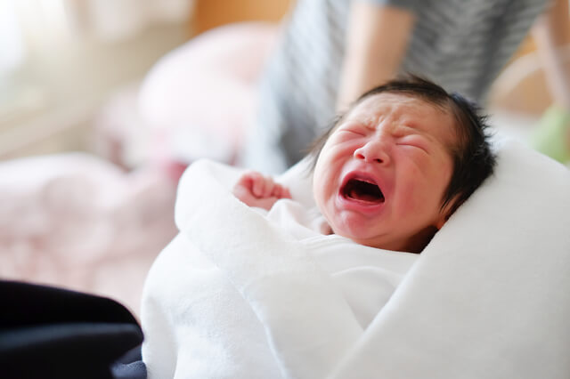 出産赤ちゃん,出産,陣痛,