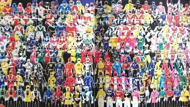 オリジナルスーパー戦隊歴代,ジュウオウジャー,おもちゃ,