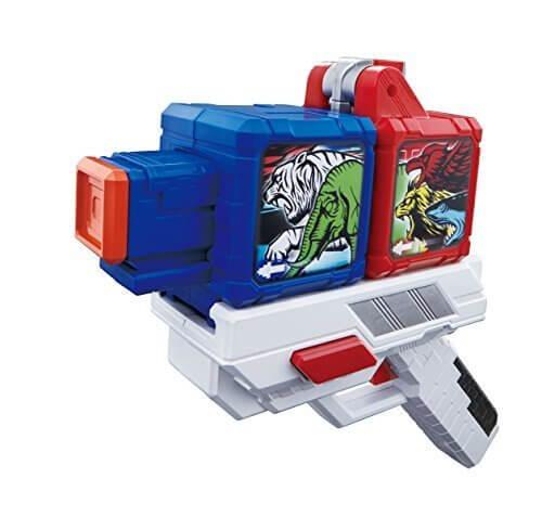 動物戦隊ジュウオウジャー 動物銃剣 DXジュウオウバスター,ジュウオウジャー,おもちゃ,