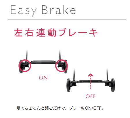 左右連動ブレーキ,コンビ,f2プラス,