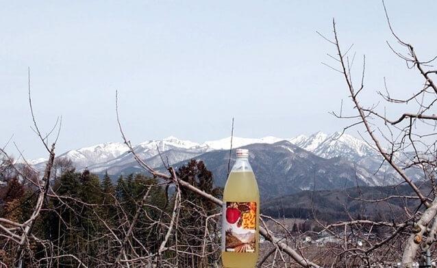 小野りんご園のリンゴジュース,秋,味覚狩り,