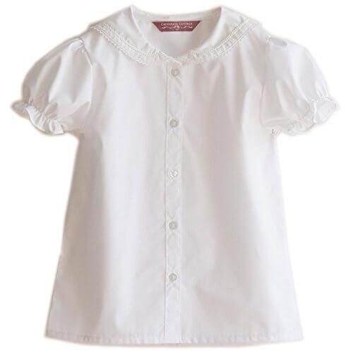 半袖刺繍ブラウス|キャサリンコテージ,キッズ,ブラウス,