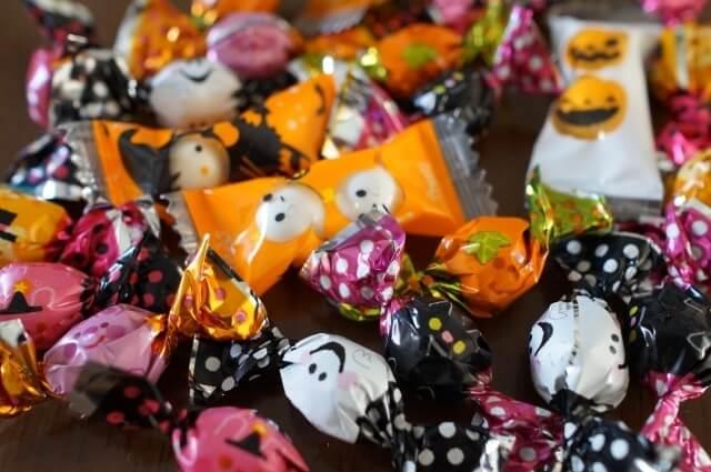 ハロウィン お菓子 トリックオアトリート,ハロウィン,ディズニー,