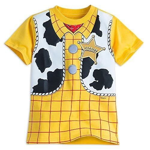 ディズニー (Disney) トイ・ストーリー ウッディ なりきり Tシャツ コスチューム コスプレ ベビー キッズ 男の子 (XXS2/3 (2-3歳)身長86-97cm) [並行輸入品],ハロウィン,ディズニー,