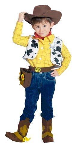 ディズニー トイ・ストーリー ウッディ キッズコスチューム 男の子 80cm-100cm 802059T,ハロウィン,衣装,子供