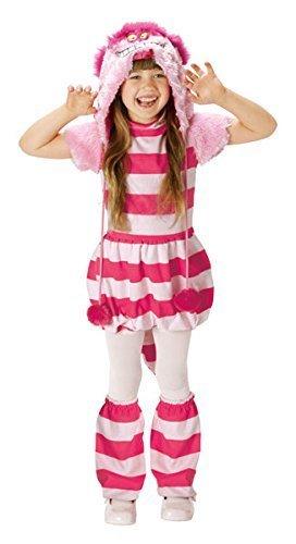 ディズニー ふしぎの国のアリス モコモコ チェシャ猫 キッズコスチューム 女の子 100cm-120cm 95331S,ハロウィン,衣装,子供