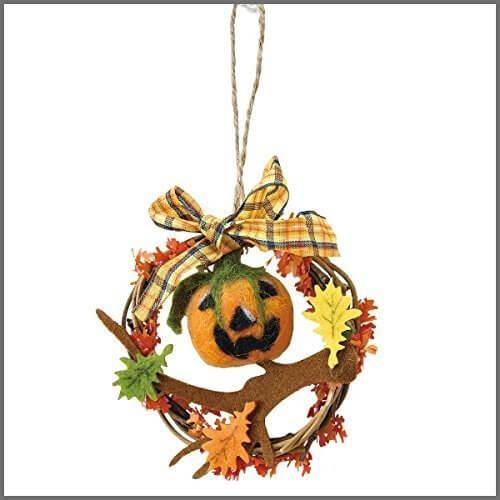 ハロウィン かぼちゃ 装飾 リース パーティー グッズ ハロウィン パンプキンリース Lサイズ,ハロウィン,リース,
