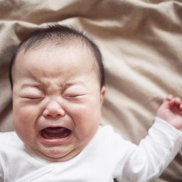 大泣きの赤ちゃん,新生児,寝かしつけ,