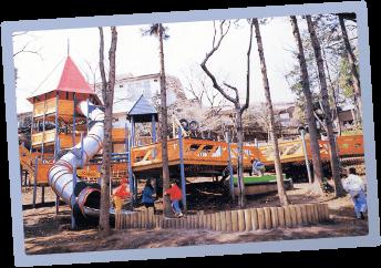 フィールドアスレチック横浜つくし野コース トムソーヤ冒険の森,アスレチック,横浜,
