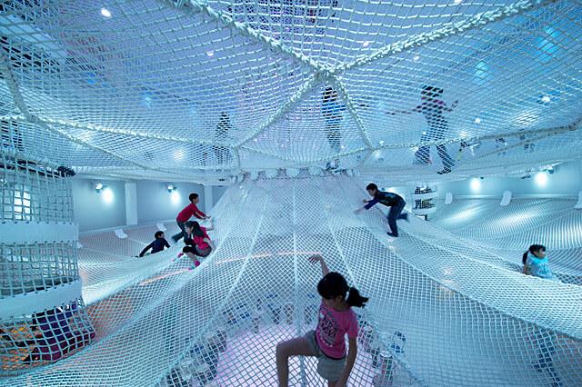 ギャラクシティ スペースあすれちっく,関東,室内,遊び場