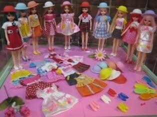 壬生町おもちゃ博物館 リカちゃん,関東,室内,遊び場
