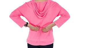 腰を痛めた女性,産後,腰痛,