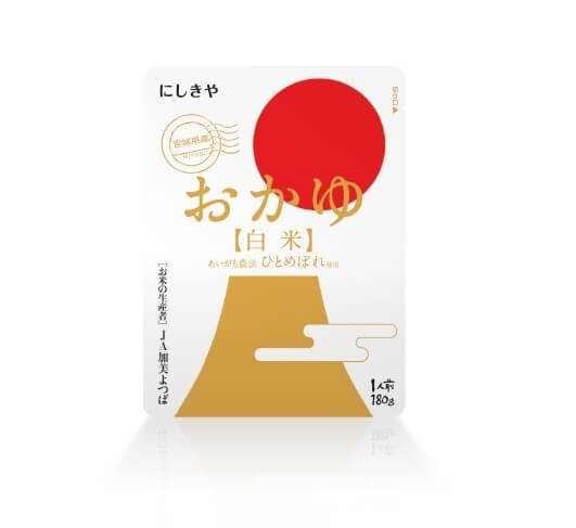 おかゆ【白米】,にしきや,レトルト,