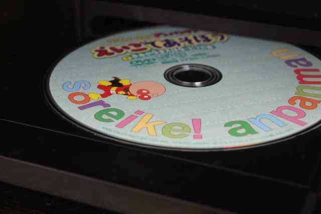 オリジナル,アンパンマン,DVD,