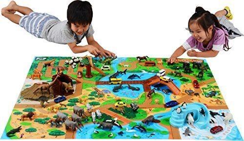 アニア プレイセット おおきなアニア動物園,アニア,動物,