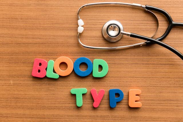 血液型イメージ,妊娠,胎児,