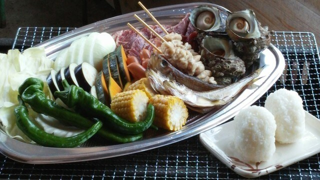 丹後・神崎海水浴場BBQ,手ぶら,バーベキュー,京都