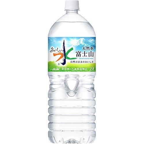 [2CS] アサヒ飲料 おいしい水 富士山 (2L×6本)×2箱,赤ちゃん,ミネラルウォーター,