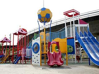 新横浜公園の遊具広場,ピクニック,公園,神奈川
