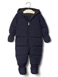 Warmest down snowsuit ,ベビー,アウター,