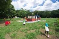 砧公園のアスレチック広場,アスレチック,公園,