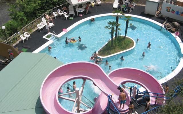 ホテル華乃湯 プール,宮城県,子ども,プール